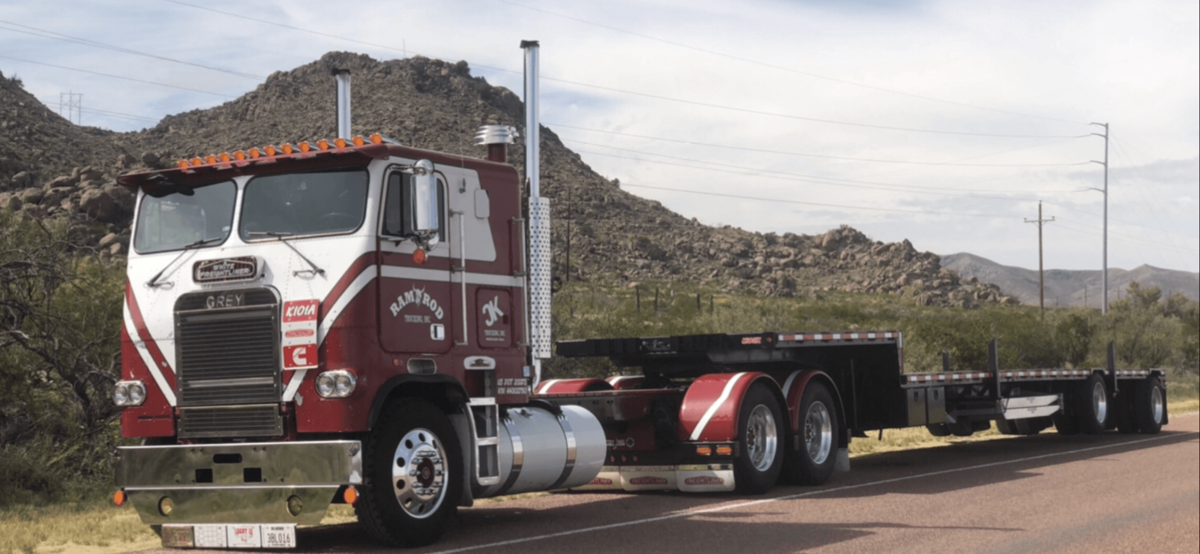 1987 Freightliner Flt